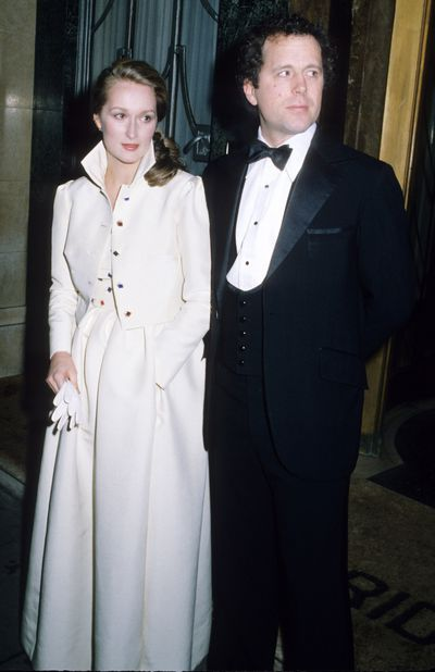On the evening Streep won a Golden Globe for Kramer vs Kramer in 1989.