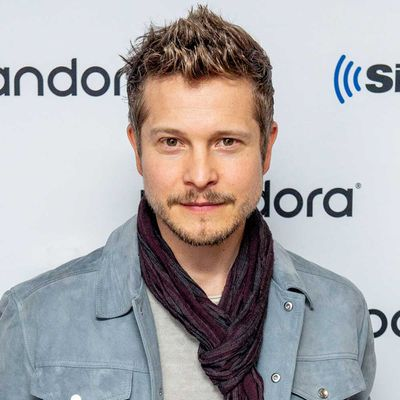 Matt Czuchry as Logan Huntzberger: Now