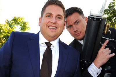 """""""They call me Tatum...Channing Tatum.""""<br/><br/>Is he auditioning to be the next James Bond?"""