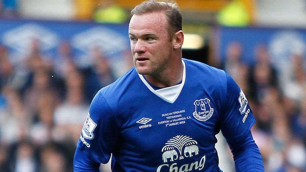 Will Wayne Rooney return to Everton? (AAP)