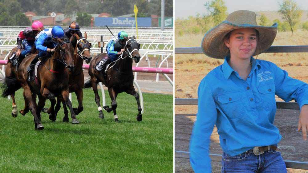 Victorian racing pays tribute to Amy Everett in 'Dolly's Dream Handicap'