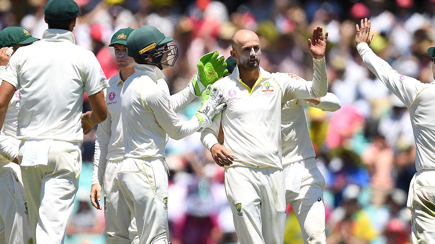 Nathan Lyon shoots down suggestions that Australia's batsmen are 'chokers'