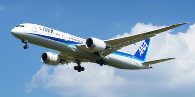 10. ANA (All Nippon Airways)