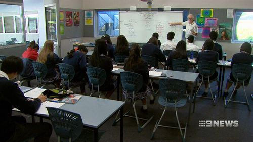 The Australian Education Union has criticised the proposal, suggesting it will lower standards. (9NEWS)
