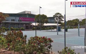 Masters Games competitors forced outside as SA's premier netball stadium sits empty