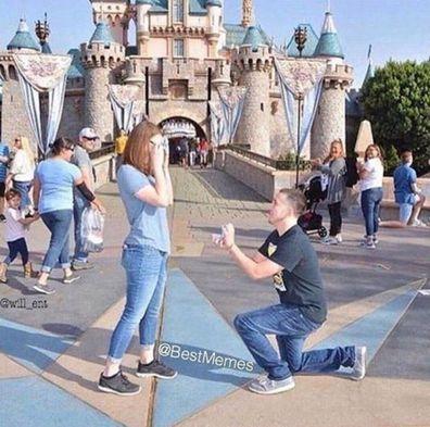 Disneyland proposals labelled 'cliche'
