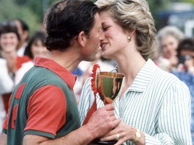 Prince Charles and Princess Diana, 1985