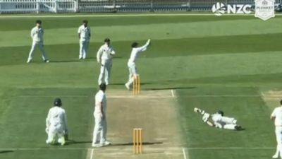 Otago batsmen suffer humiliating run out just hours after Azhar Ali debacle