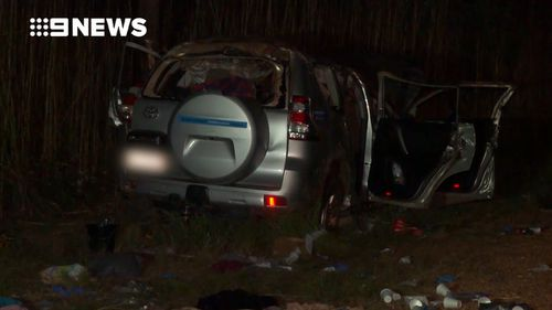 The group of seven were on a holiday in Kakadu National Park when the accident occurred. (9NEWS)