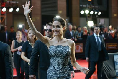 Angelina was the main red-carpet attraction at the Sydney premiere of <i>Unbroken</i>.