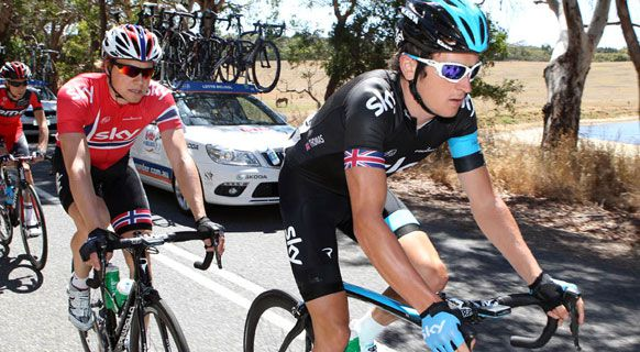Geraint Thomas ruled out of Tour after big crash