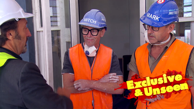 Exclusive: Inside Mitch and Mark's secret meeting to change their house