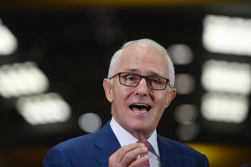 PM Turnbull has welcomed the US' decision. (AAP)