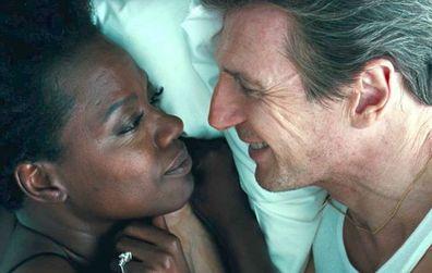 Viola Davis and Liam Neeson.