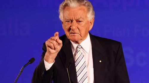 Tony Abbott was not a great prime minister: Hawke