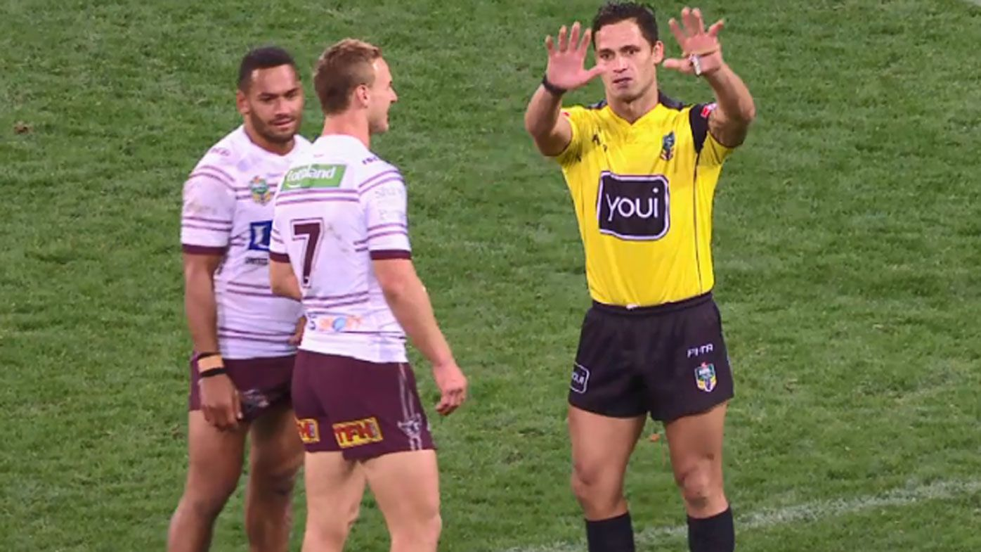 NRL to consider making changes to sin bin with introduction of shot clock