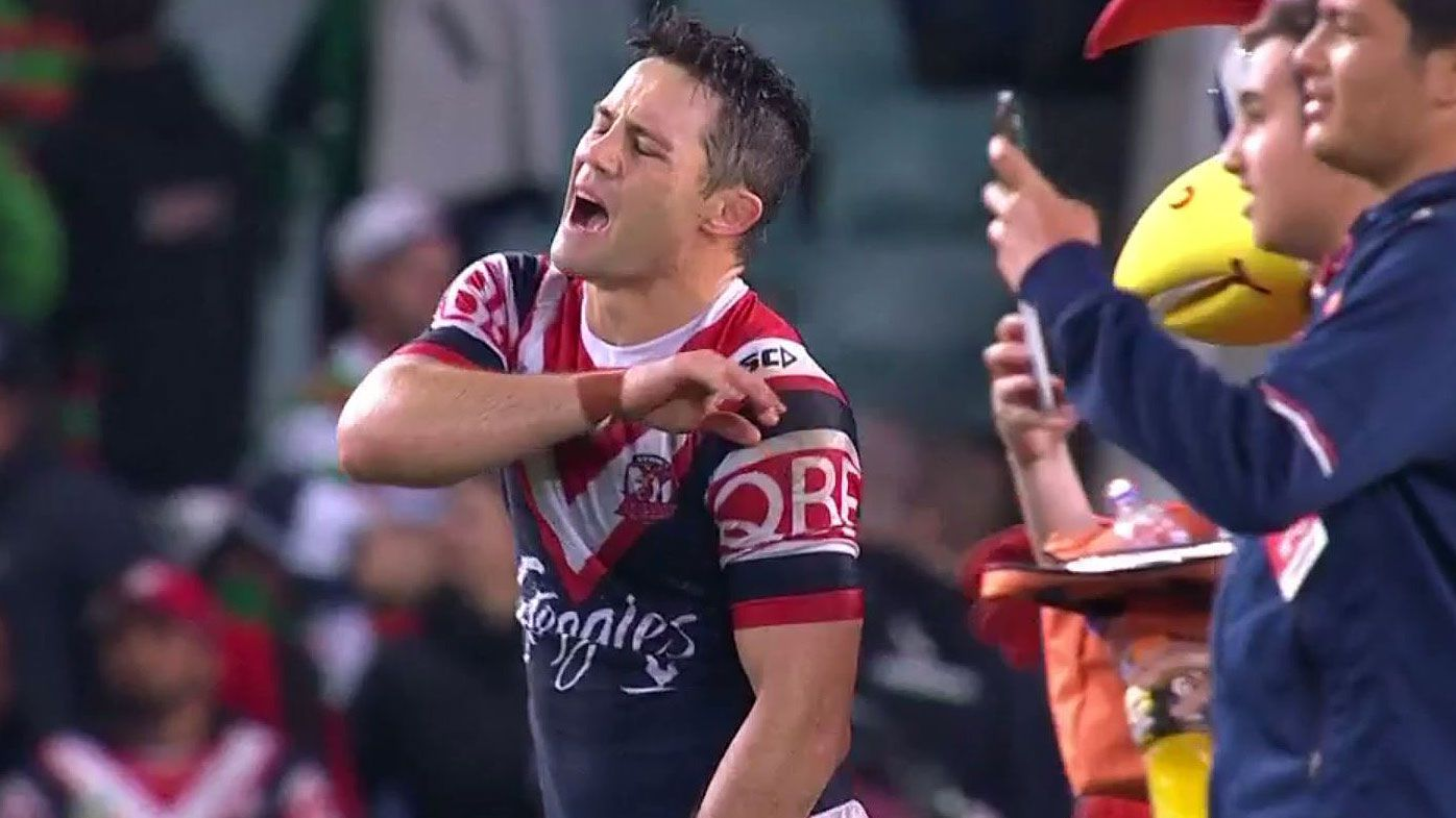 Cronk injury