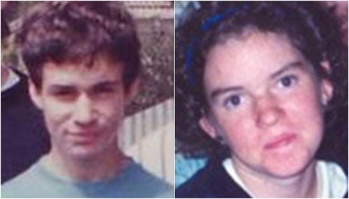 Chad Sutton and sister Melody were last seen in Inala, Queensland, in November 1992.
