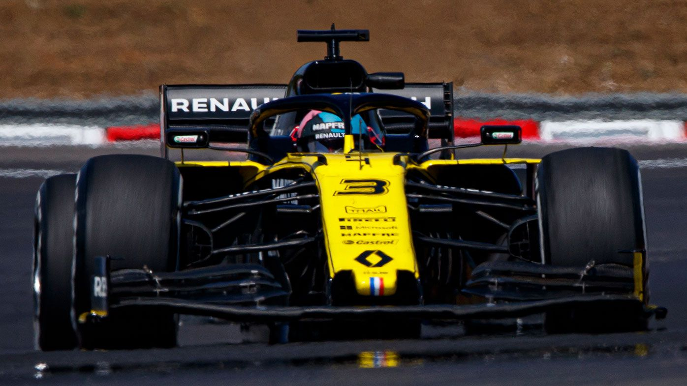 World champion's huge praise for Ricciardo as rumours grow over Hulkenberg's future