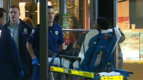The worker remains in a stable condition. (9NEWS)
