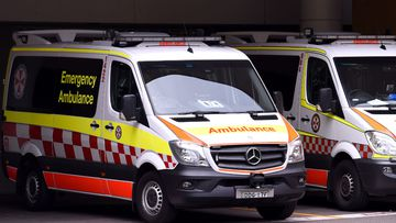 A man has been invovled in a truck accident in West Pennant Hills (file photo).