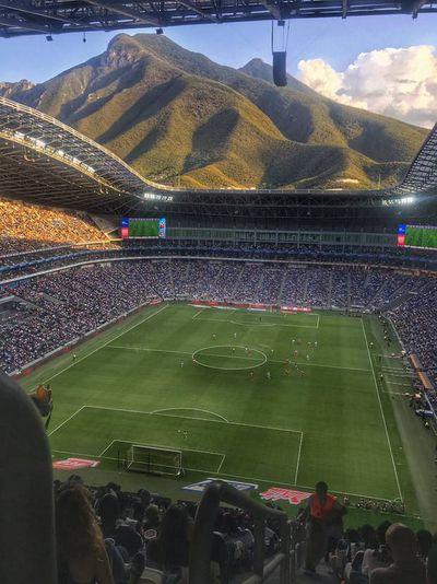 <p><strong>Estadio BBVA Bancomer, Monterrey, Mexico</strong></p>