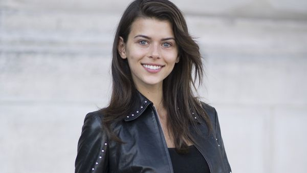 Victoria's Secret model Georgia Fowler: Image: Getty
