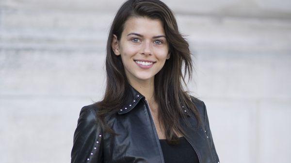 Victoria's Secret model Georgia Fowler: Image: Getty