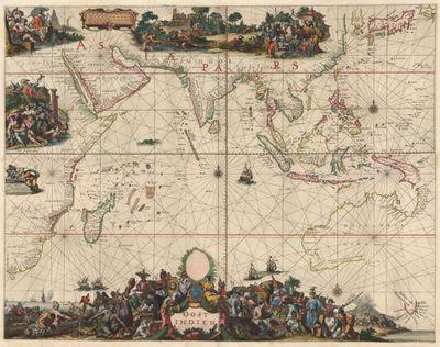 Hugo Allard map, 1668