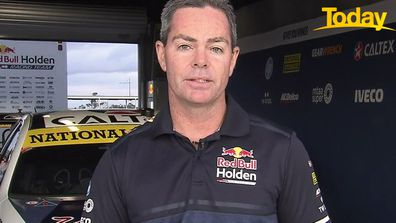 Craig Lowndes said future of supercars is in doubt after Holden closure