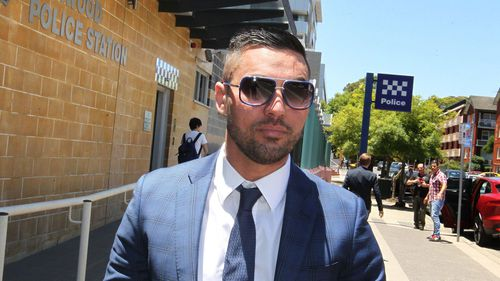 Mehajer remains behind bars with his bail refused on a number of court cases. (9NEWS)