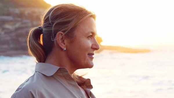 Donna Hay at Bondi Beach