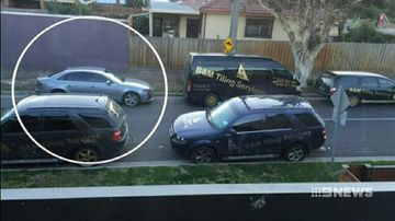 VIDEO: Luxury cars stolen in terrifying Melbourne robbery