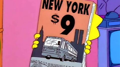 Crazy theory of the day: Simpsons writers masterminded September 11 attacks