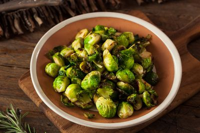 <strong>Brussels sprouts</strong>