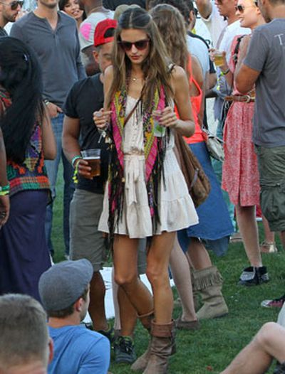 Get ready for the festival season with a few style tips from the world's most rockin' celebs!