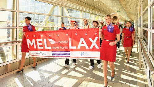 Virgin Airlines launches direct flights from Melbourne to Los Angeles