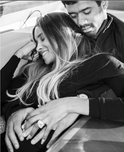 <p>R&B star Ciara and new face of Revlon took to Instagram this week to announce she had received the best birthday present ever - confirmation that she and husband Russell Wilson are expecting.  </p> <p>She's already one of the world's most beautiful women and we have no doubt that pregnancy is only going to boost that beauty just as it has done for so many women before. Click through our gorgeous collection of the world's most fabulous women embracing their changing shape during their pregnancies and you'll see exactly what we mean.</p>