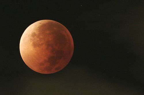 For the first time since 1982, a super-blue-blood moon is expected to fill Australian skies tonight (AAP).