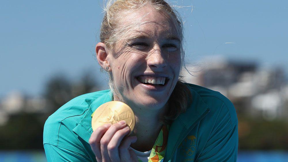 Flagbearer Brennan defends medal haul