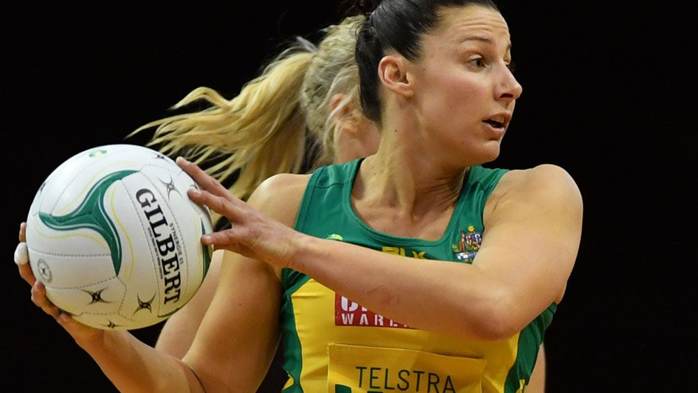 Diamonds fall to NZ 53-51 in netball Test