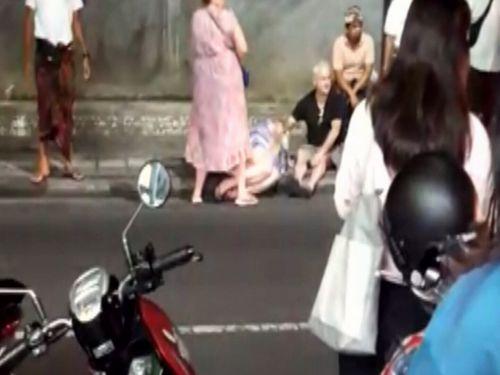 190923 Bali bag snatch Melbourne woman attacked hospital crime news World Australia