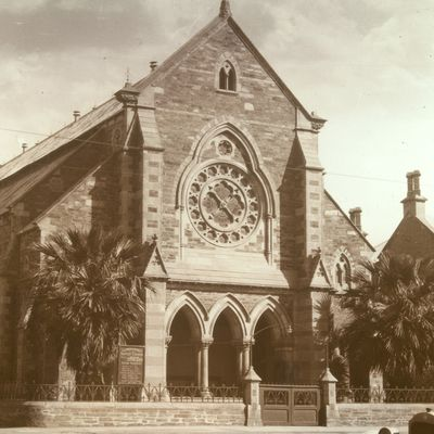 Flinders Street Baptist Church, Adelaide