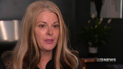 Debra Richardson is pleading with authorities not to release Minogue. Picture: 9NEWS