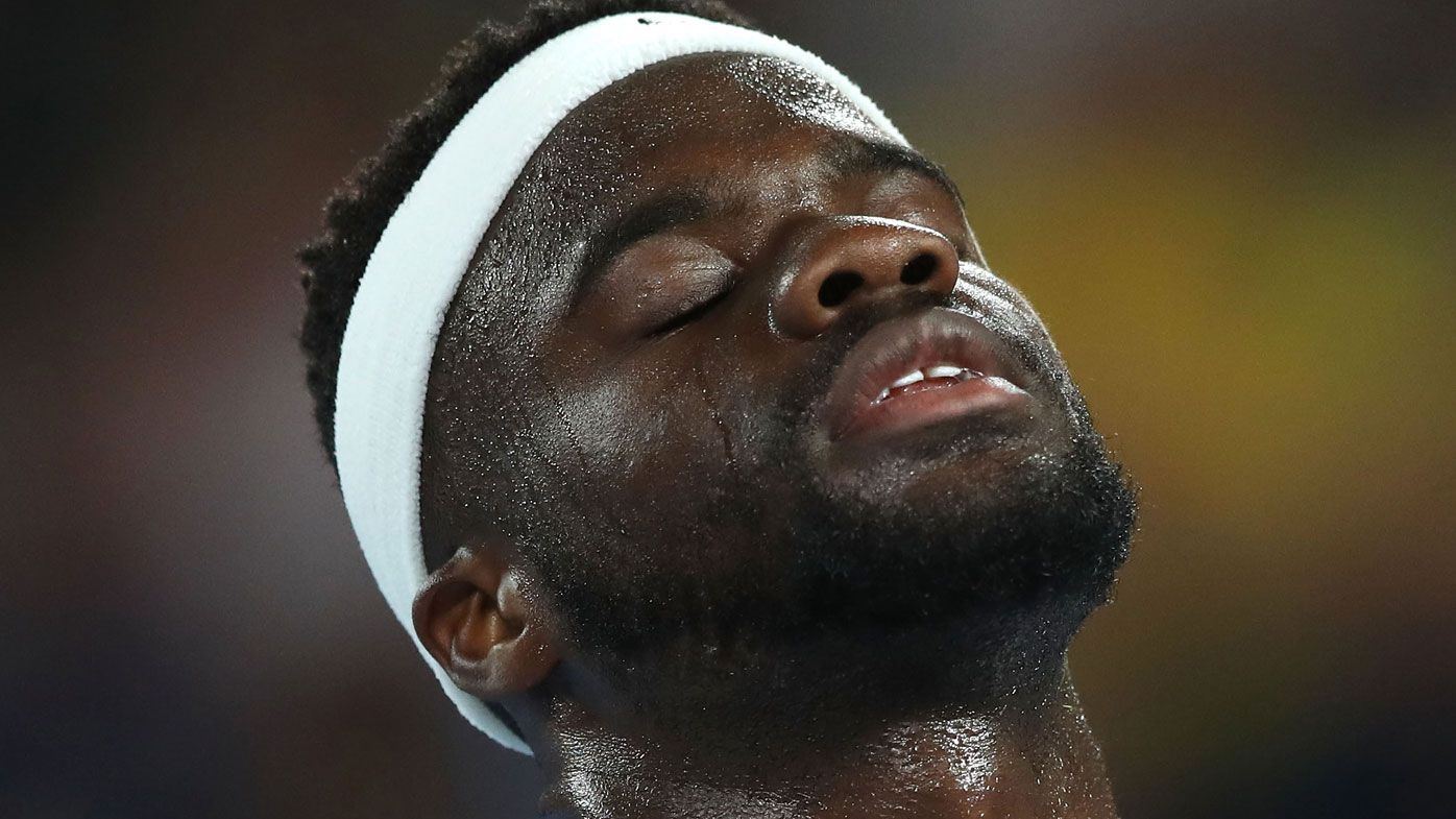 US takes: America's men's tennis disaster and its great hope, Frances Tiafoe