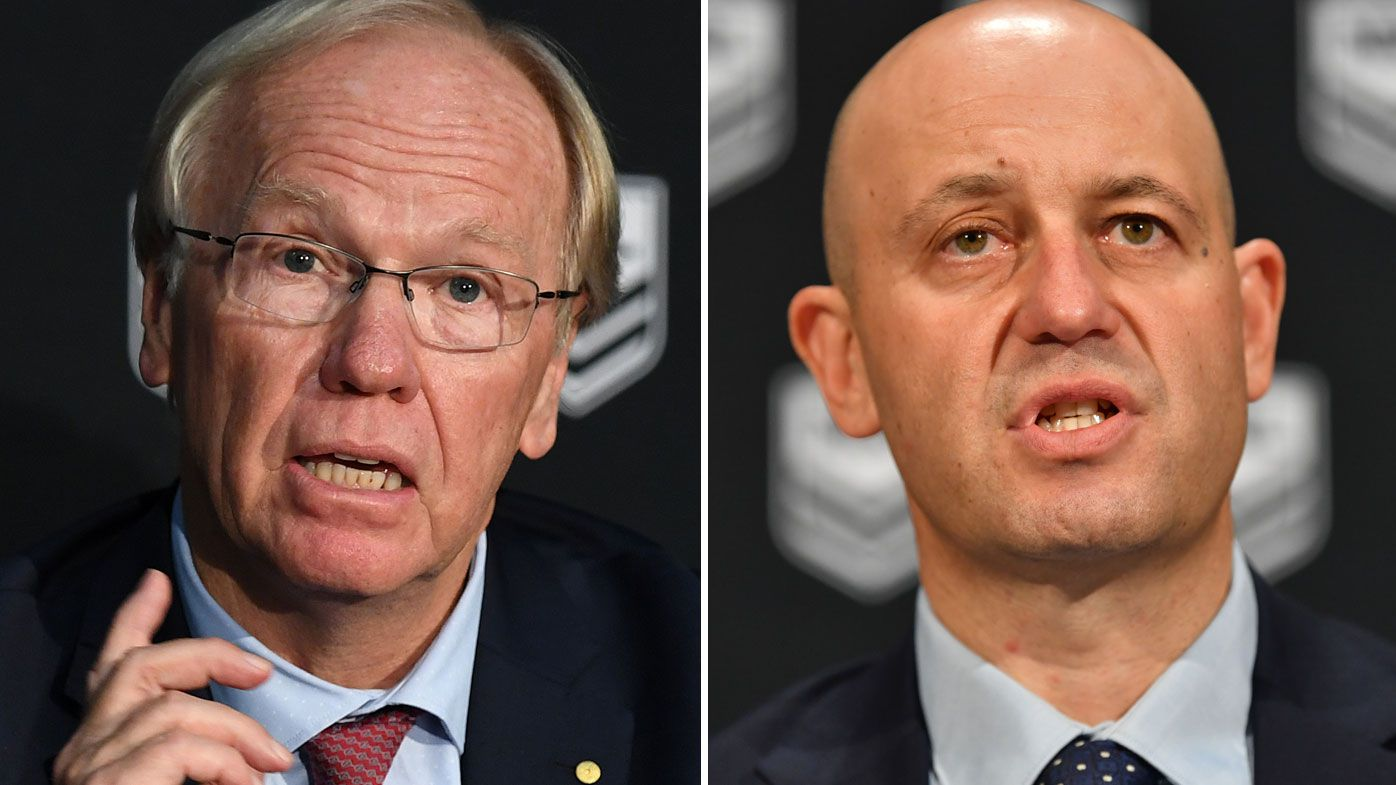 Peter Beattie and Todd Greenberg