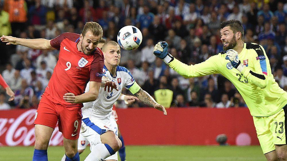 England advance at Euro 2016