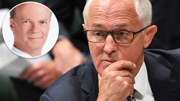 Brett McLeod: Malcolm Turnbull's biggest problem is one he created for himself