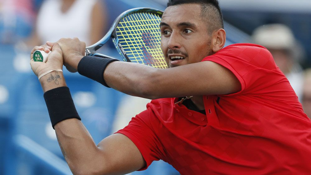 US Open 2017: Nick Kyrgios to face fellow Australian John Millman in first round