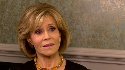 Jane Fonda reveals she had cancer removed from her lip: 'I just want to explain the bandage'